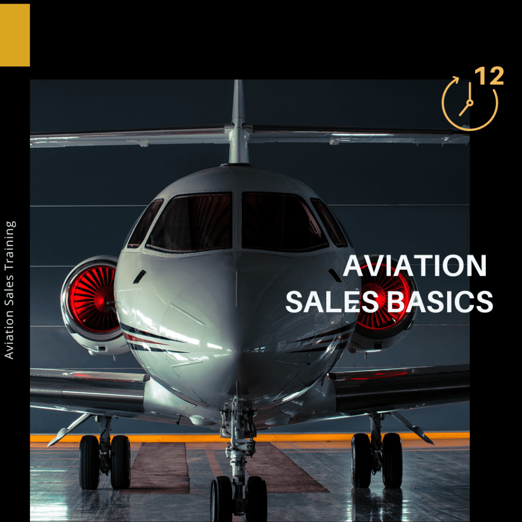 Aviation Sales Basics