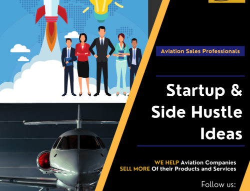 Aviation Startups & Side Hustles – 50+ Business Ideas for Aviation Professionals
