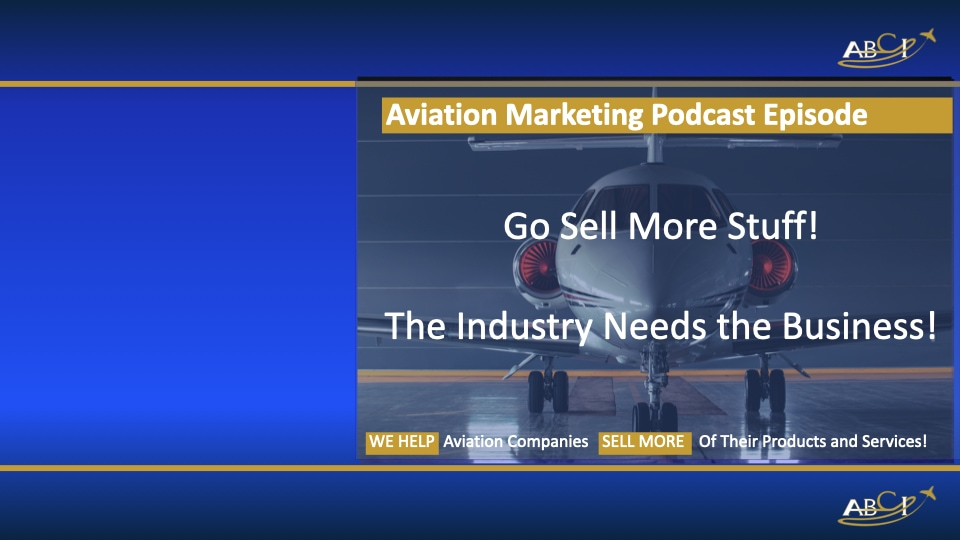Aviation Trade Shows in 2021 - Go Sell More Stuff