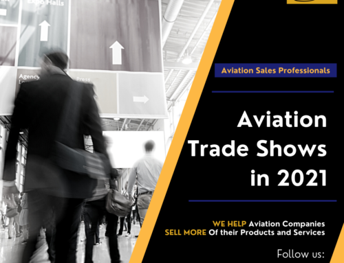 Aviation Trade Shows in 2021 – Three Ways Things Have Changed