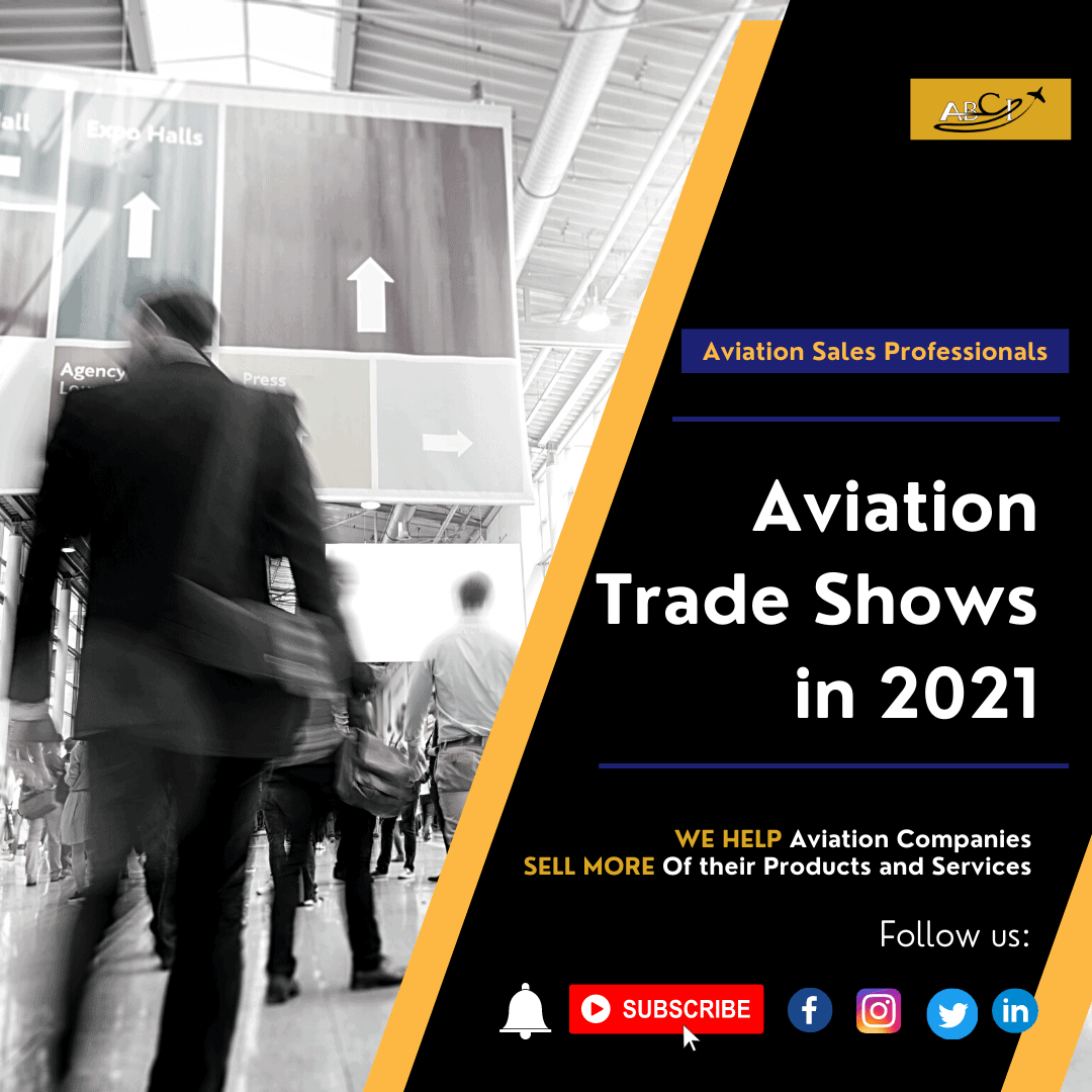 Aviation Trade Shows in 2021