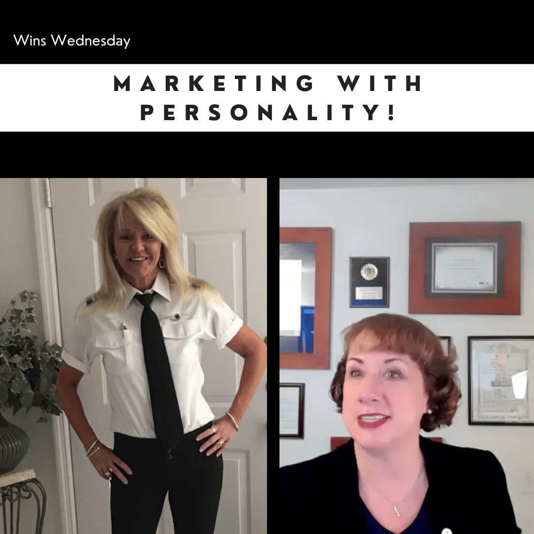 Aviation Marketing with Personality