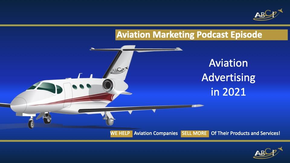 Aviation Advertising in 2021