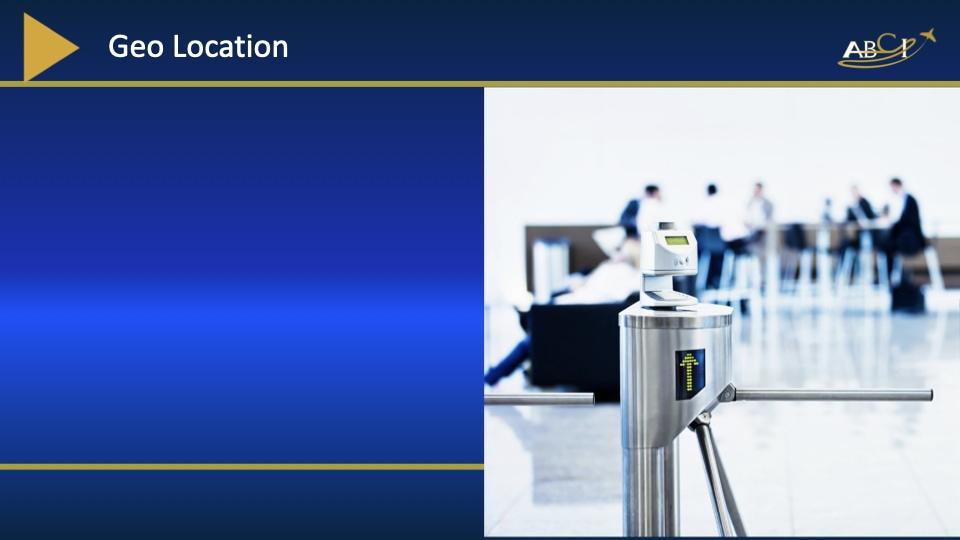 Geo Beacons - Aviation Trade Shows - How to do Hybrid Events