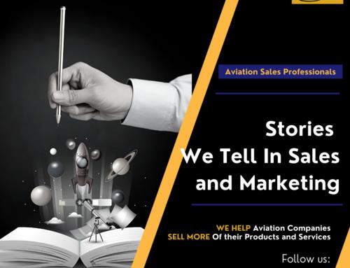 Aviation Marketing – Stories