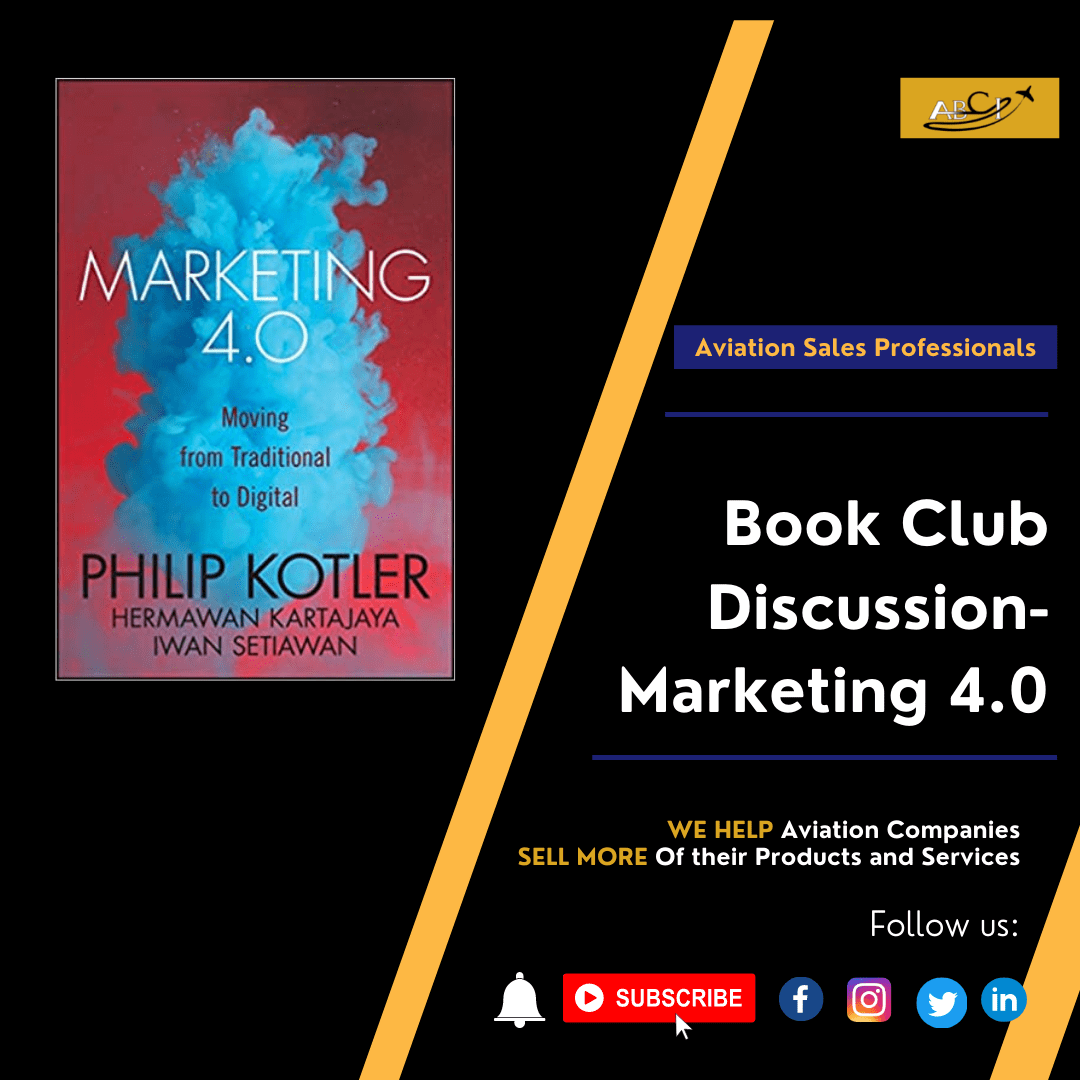 Book Club Discussion - Marketing 4.0 by Philip Kotler