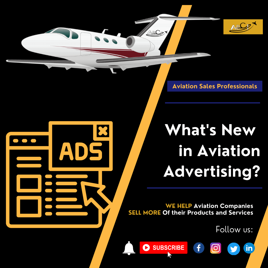 Aviation Advertising -What's Changed in 2021?