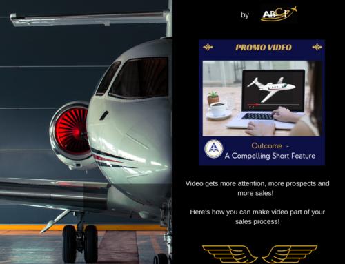 Introducing – Our Aviation Video Promo Workshop