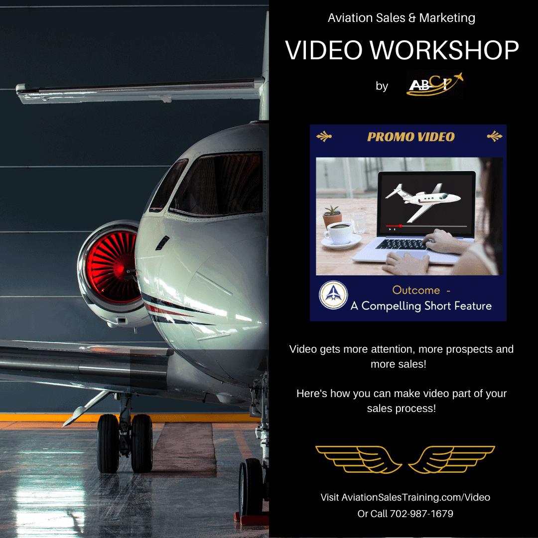 Aviation Video Promo Workshop