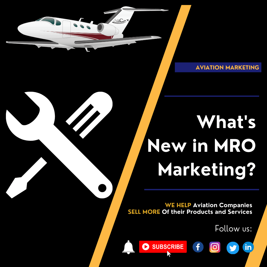 Three Things That Have Changed in MRO Marketing