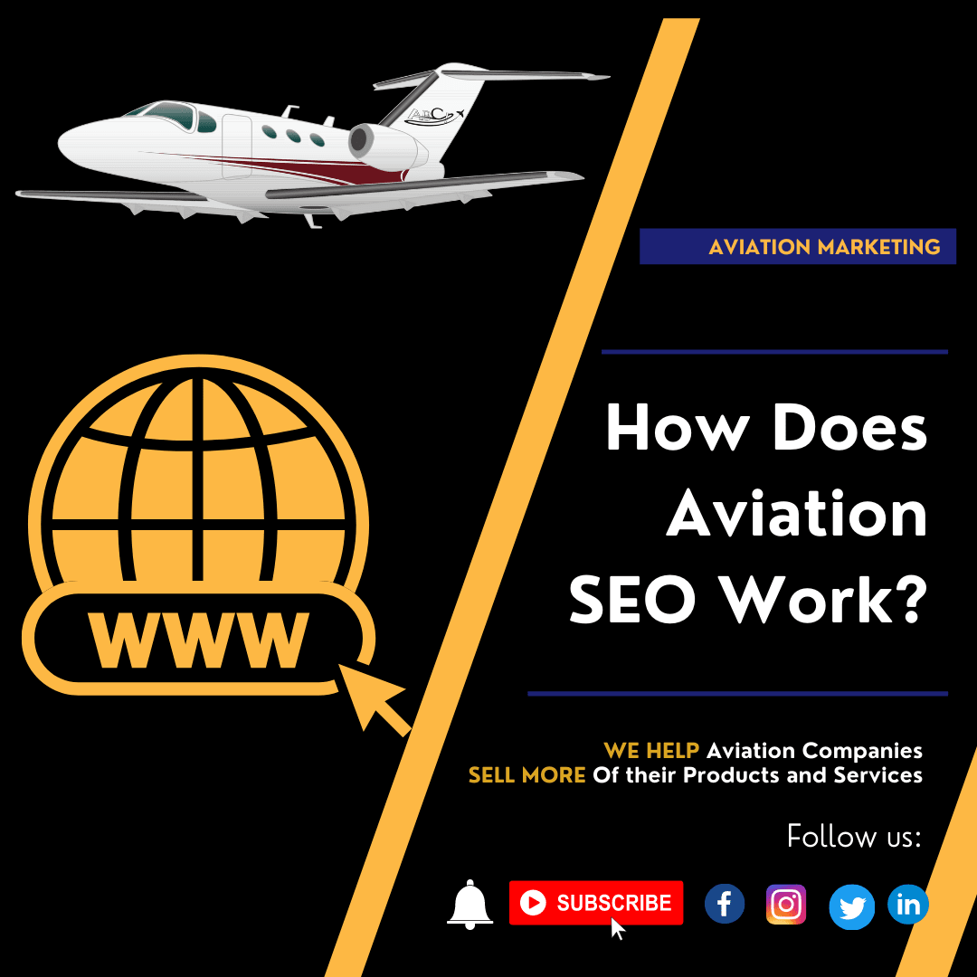 How does Aviation SEO Work?