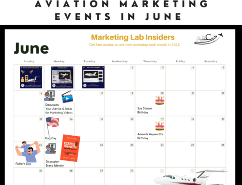 Aviation Marketing Events for June 2021