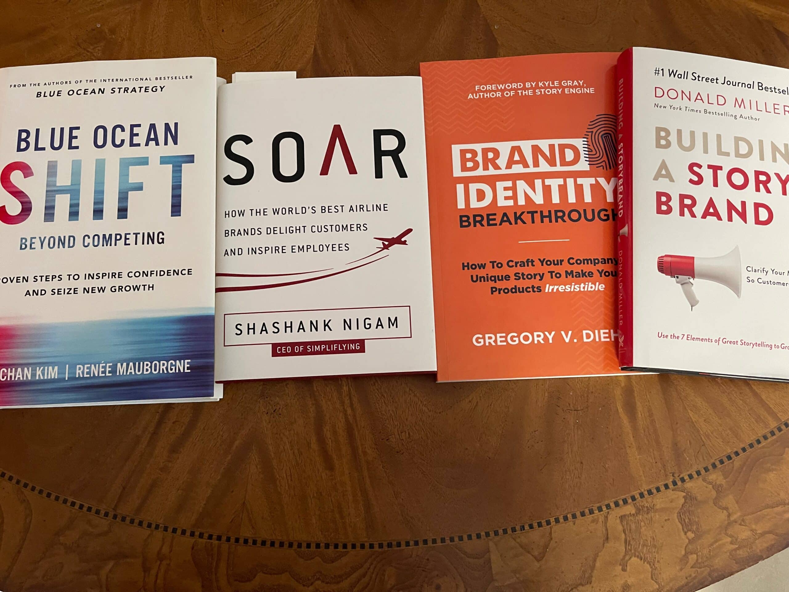 Books helpful for branding