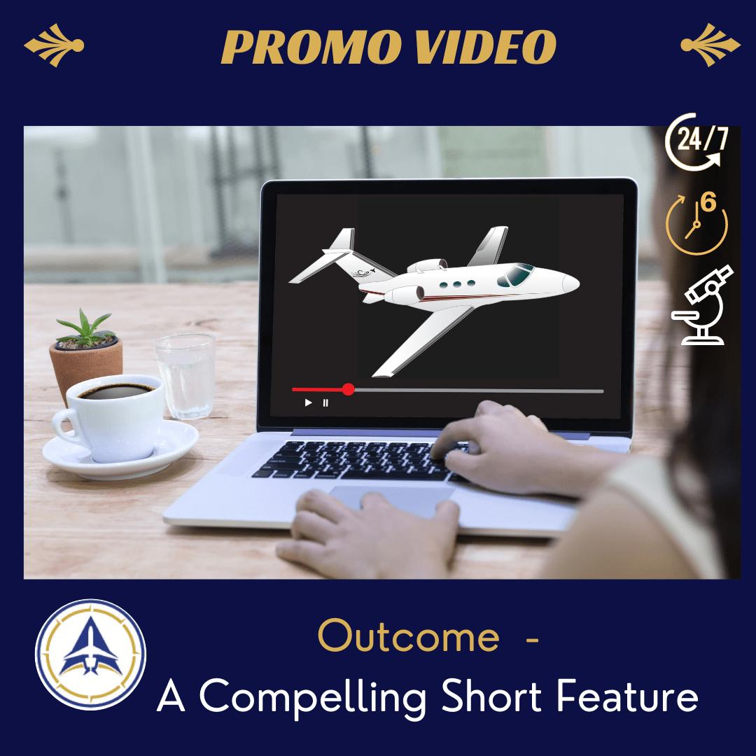 Aviation Promo Video Workshop