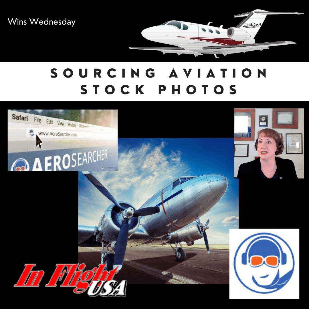 Another way to source aviation stock photography