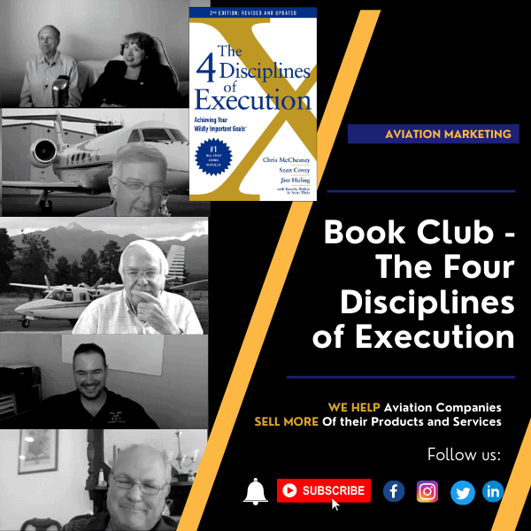 Book Club - The Four Disciplines of Execution