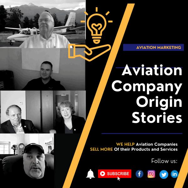 Aviation Company Origin Story Examples