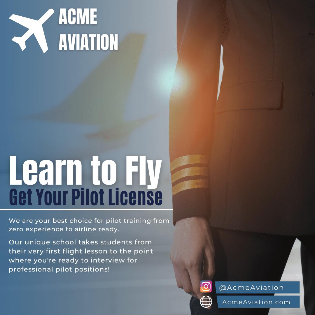 Aviation social media workshop