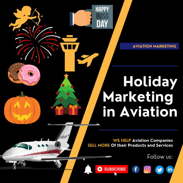 Holiday Marketing in Aviation